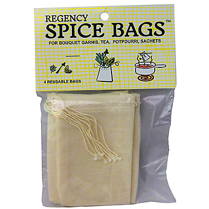 REGENCY Regency Spice Bag,EACH